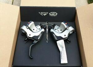 Shimano Deore XT M750 STI Shifters Levers ST-M750 Mega9 *NEW*