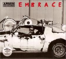 2cd ARMIN VAN BUUREN Embrace CD + Bonus Singles Remixes 2-disc Set BEST TRANCE