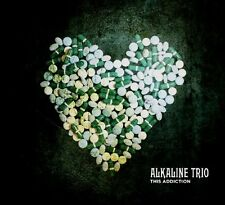 Alkaline Trio - This Addiction [New CD] With DVD, Digipack Packaging