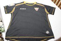 CAMISETA ANTIGUA DEL SEVILLA FC DE LA MARCA JOMA TALLA M MUY COTIZADA SHIRT