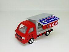 Tomica Subaru Sambar Food Truck Loose without Box 1:55