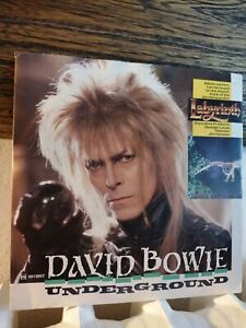 """DAVID BOWIE 45 giri UNDERGROUND. 7"""""""