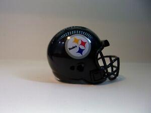 (1) Pittsburgh Steelers, Riddell Pocket Pro Football Helmet, Revolution Style
