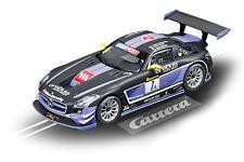 """** TOP Tuning ** Carrera Digital 124 - Mercedes SLS AMG GT3 - """"Erebus"""" wie 23812"""