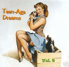 V.A. - TEEN-AGE DREAMS Vol.6 Popcorn & Teenage CD