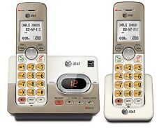 AT&T EL52213 2 Handset Cordless Answering System With Caller ID/Call Waiting