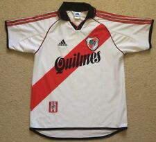 NEW Authentic RIVER PLATE Argentina Football Soccer Shirt Jersey adidas - Mens S