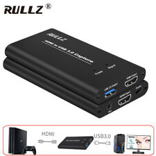 HDMI Video Capture Card USB 3.0 1080P HD Recorder Game Video PC Live Streaming