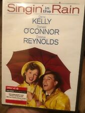 Singin' in the Rain (1952) Gene Kelly Donald O'Connor Debbie Reynolds Sealed Dvd