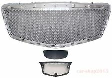 Cadillac CTS Seden 2014-2015 Front Hood Grille Grill Chrome