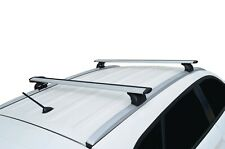 Alloy Roof Rack Cross Bar for Kia Sportage QL 15-20 With Flush Rails Alloy 120cm