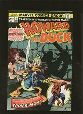 Howard the Duck 1 FN/VF 7.0 * 1 Book Lot * 1st Beverly Switzler! Spider-Man!