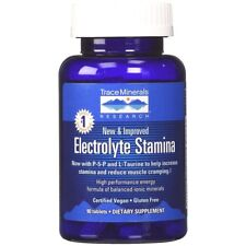 Trace Minerals Research Electrolyte Stamina for Energy, Endurance - 90 Tablets