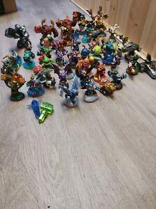 HUGE Skylanders Bundle (Giants,Spyro,Swap Force,Imaginators,Trap Team) 50 Items