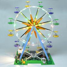 LED Light kit for LEGO 10247 LEGO Ferris Wheel Building Block Lighting Bricks