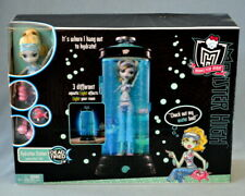 Monster High HYDRATION STATION with LAGOONA BLUE Doll 2010 V7963 - MISB