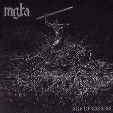 MGLA - CD - Age Of Excuse (Mgła)