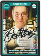 RARE: Bill Paterson (Bracewell) signed card. Doctor Who. %2CharityDo!