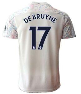 De Bruyne 2020-2021 Third Soccer Jersey
