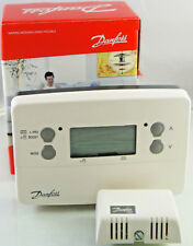 Danfoss Randall TP9000MA-Si  7 Day Programmable Room Thermostat   087N789200