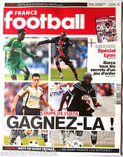 FRANCE FOOTBALL 17/02/2009; Coupe de L'UEFA/ Ligue 2; Metz/ Ligue 1; Le Mans