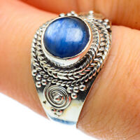 Kyanite 925 Sterling Silver Ring Size 8.5 Ana Co Jewelry R42803F