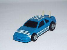 Hot Wheels 1 Loose 1990 Power Command Friction Racer Ford Thunderbird Stocker oc