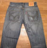 "WOW!!! LEVI`S 507 Herren- JEANS / LEVIS Blue- Jeans in blau- grau ca. W34"" /L32"""