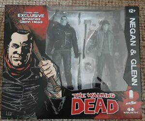 Walking Dead Negan And Glenn