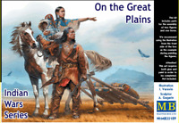Master Box 35189 - Indian Wars Series On the Great Plains War Nature 1/35 scale