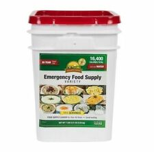 Emergency Survival Food Supply Kit Freeze Dried MRE Prepper Augason Farms Bucket