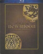 The Twilight Saga: New Moon SteelBook [Blu-ray Movie, Region A, 1-Disc] NEW