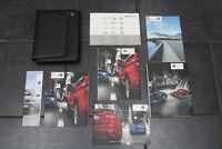BMW X6 E71 Betriebsanleitung Bordbuch Bordmappe Handbuch Englisch / Arabisch