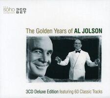 Al Jolson - The Golden Years of Al Jolson [CD]