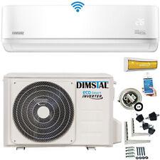 Split Klimaanlage A++ ECO Inverter WiFi WLAN 12000btu / 3,5kW + 3m Kupferleitung
