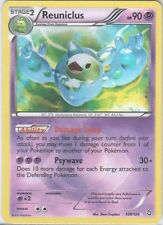 SHINY REUNICLUS 126/124 Ultra Rare Dragon Exalted Secret Holo Foil Pokemon Card