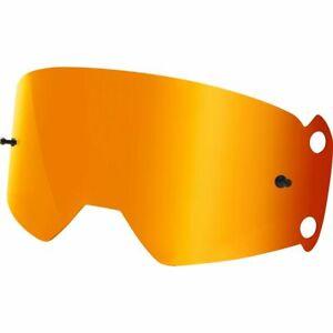 Fox Racing Vue Gafas Repuesto Chispa Lente Oro