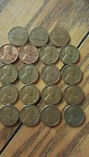 94 Total coins - STARTER COIN COLLECTION - Wheaties, Errors, rare Etc. Photos