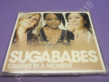 "5"" CD SINGLE Sugababes-Caught in a Moment (j-170) 3 tracks EU 2004"