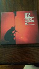 U2 Under A Blood Red Sky Live DVD/CD Box Slipcase Surround Sound RARE ITEM!!!