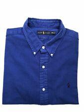 Polo Ralph Lauren Short Sleeve Seersucker Button Front Men's Shirt XXL -  2XL