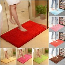 Non Slip Bath Mat Bathroom Carpet Comfortable Large Size Super Soft Bedroom Rugs