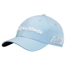 NEW 2018 TaylorMade Tour Radar M3/TP5 Light Blue Adjustable Golf Hat/Cap
