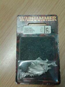 WARHAMMER Fantasy HIGH ELF MAGE metal OOP sealed