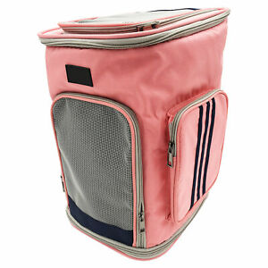Pet Backpack | Dogs | Cats | Polyester | Pink
