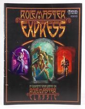 Rolemaster Express Ice 6500 (A Complete Game Based On Rolemaster Classic) Auriga