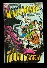 Wonder Woman #186 - Feb 1970 - 1st Appearance Morgana - Vf- Or Better