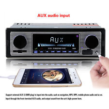 Car Bluetooth MP3 PLAYER Set Auto Stereo USB FM Radio Armaturenbrett Receiver F1