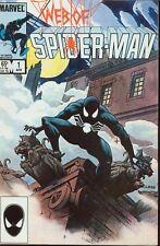 WEB OF SPIDERMAN # 1 NEAR MINT APRIL 1984