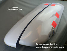 Cessna 172 Conical Wing Tips (1974 and later) (set of 2) by Texas Aeroplastics